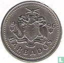 Barbados - Barbados 10 cents 1996