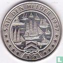 """2 euro Sail Den Helder 1997 """"Brik/Jan van Gent"""" - Afbeelding 2"""