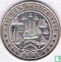 "2 Euro Sail Den Helder 1997 ""Marine/Visdiefjes"" - Afbeelding 2"