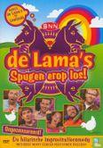 DVD - De Lama's - Spugen erop Los