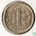 Finland (Suomi) - Finland 1 markka 1965