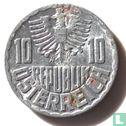 Autriche - Autriche 10 groschen 1961