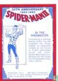 Spider-Man II: 30th Anniversary 1962-1992 - The Ringmaster