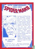 Spider-Man II: 30th Anniversary 1962-1992 - Captain Stacy