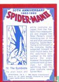 Spider-Man II: 30th Anniversary 1962-1992 - The Symbiote