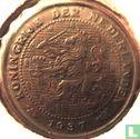 Netherlands ½ cent 1937 - Image 1