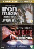 DVD - Iron Maze + Murder on the Orient Express