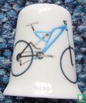 blauwe fiets - Image 1
