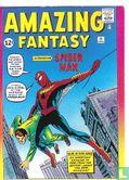 Spider-Man II: 30th Anniversary 1962-1992 - September, 1962