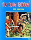 Chevalier Rouge, Le [Vandersteen] - Drie huurlingen