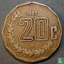 Mexico - Mexico 20 centavos 1997