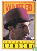 Dick Tracy - The Rodent:  Larceny
