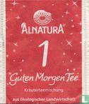 Alnatura [r] -  1 Guten Morgen Tee Kräuterteemischung