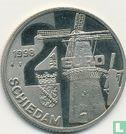 Schiedam 2,50 euro 1998 - De Drie koornbloemen - Afbeelding 2