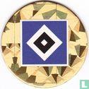 Hamburger SV  Embleem (goud) - Afbeelding 1