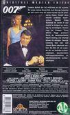 VHS video tape - On Her Majesty's Secret Service