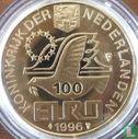 """Nederland 100 Euro 1996 """"Constantijn Huygens"""" - Afbeelding 1"""