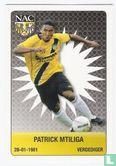 Eredivisie - NAC: Patrick Mtiliga