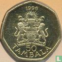 Malawi - Malawi 50 tambala 1996