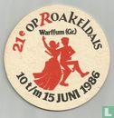 Nederland - 21e op Roakeldails