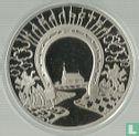 "Belarus 1 ruble 2010 (PROOF) ""Belarusian folk trades and crafts - Blacksmithing"" - Image 2"
