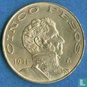 Mexico - Mexico 5 peso 1971