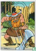 Fun Stickers - Viking - De Hamer van Thor