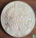 """Nederland 2½ ecu 1993 """"Verdrag van Maastricht"""" - Afbeelding 2"""