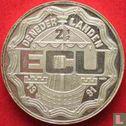 "Nederland 2½ ecu 1991 ""Erasmus"" (zilver) - Afbeelding 1"