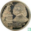 """Nederland 5 Euro 1996 """"Constantijn Huygens"""" - Afbeelding 2"""