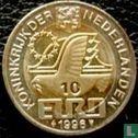 """Nederland 10 Euro 1996 """"Willem Barentsz"""" - Afbeelding 1"""