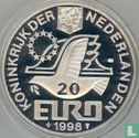 """Nederland 20 Euro 1998 """"M.C. Escher"""" - Afbeelding 1"""