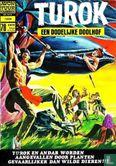 Dinosaurusbeenderen - Een dodelijke doolhof