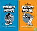 Mickey Mouse - The Floyd Gottfredson Library Volume 3 + 4 Box