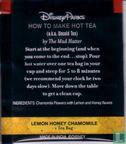 Disney Wonderland Tea - Lemon Honey Chamomile