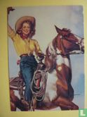 Gil Elvgren's Calender Pin-Ups 2 - Back in the Saddle