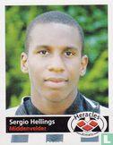 Eredivisie - Heracles: Sergio Hellings