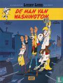 Lucky Luke - De man van Washington