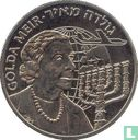 """Israel 5 euro 1996 """"Golda Meir"""" - Afbeelding 2"""