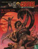 Conan - De vloek van Sagayetha