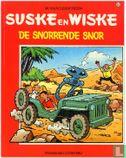 Suske en Wiske - De snorrende snor