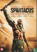 DVD - Spartacus: Gods of the Arena