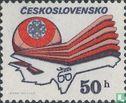 Czechoslovakia - World Communication Year