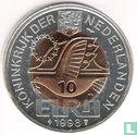 """Nederland 10 euro 1998 """"Maarten Harpertz Tromp""""  - Afbeelding 1"""