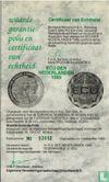 """Nederland 10 ecu 1989 """"Christiaan & Constantijn Huygens"""" - Afbeelding 3"""
