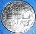 """Nederland 2½ Ecu 1990 """"Noordoostpolder"""" - Afbeelding 1"""