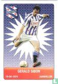 Eredivisie - sc Heerenveen: Gerald Sibon