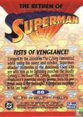 Return of Superman - Fists Of Vengeance!