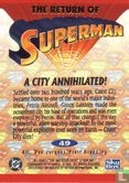 Return of Superman - A City Annhilated!