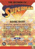 Return of Superman - Riding Hard!